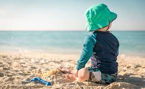 Uses of sunscreen for babies and kids