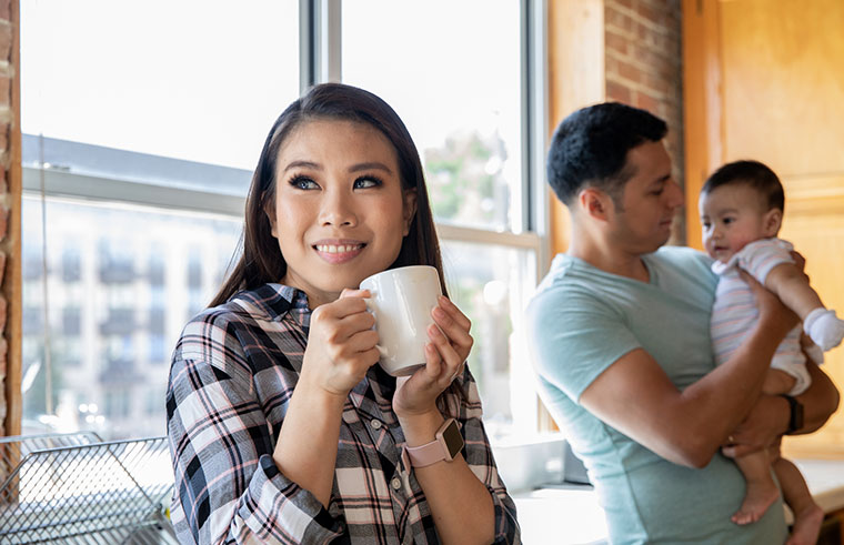 This is the best time to have your cup of coffee